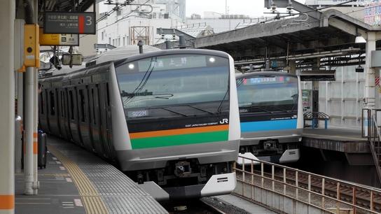 E233系高崎線・京浜東北線