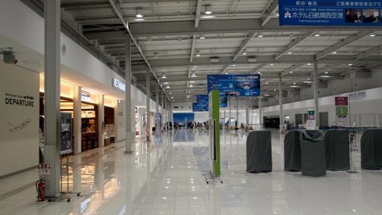 関空LCCターミナル